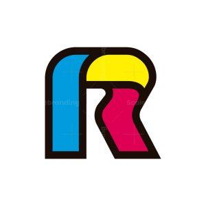 Remote Tech Letter Rlogo