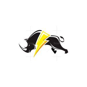 Rhino Electric Logo