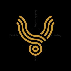 Stylish Letter Y Logo