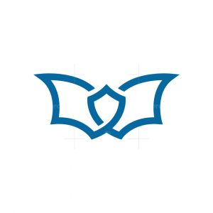 Security Bat Logo