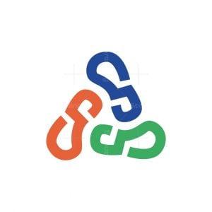 Shoe Shop Letter S Logo