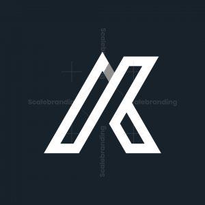 Simple Ak Logo