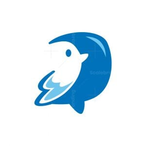 Social Bird Logo