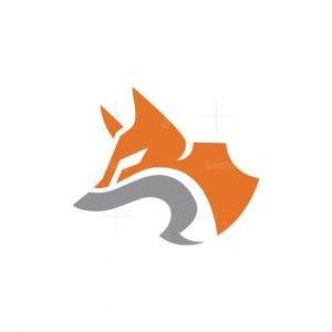 Stylish Fox Logo