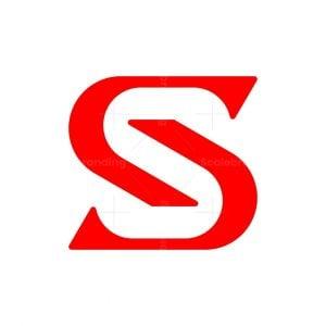 Stylish Letter S Logo