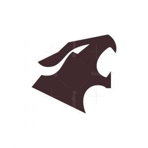 Stylish Lioness Logo