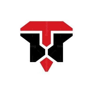 Trendy T Lion Logo