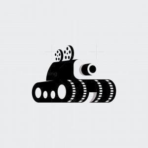 Hard Movie Tank Logo