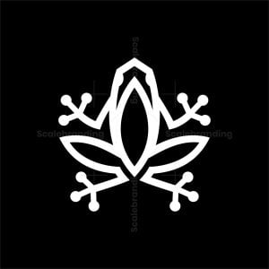 Tech Frog Logo
