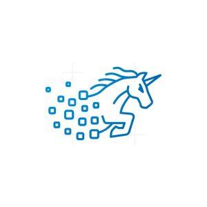 Tech Unicorn Logo