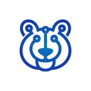 Technology Bear Logo