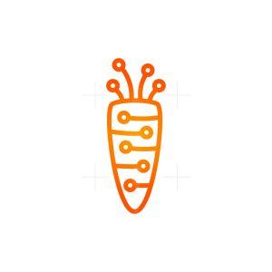 Technology Carrot Logo