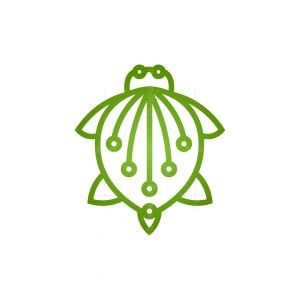 Technology Turtle Logo