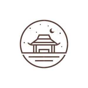 Traditional House Logo