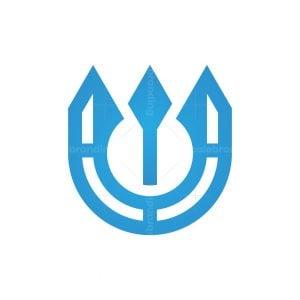 Power Trident Logo