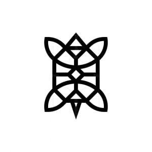 Turtle Minimalist Logo