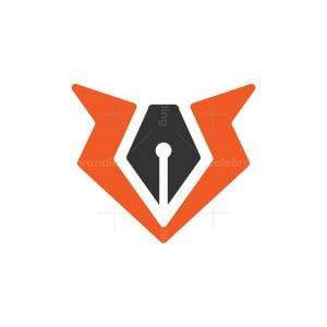 V Fox Pen Logo