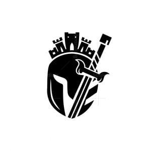 Warrior Castle Logo