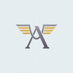 Winged A Logo