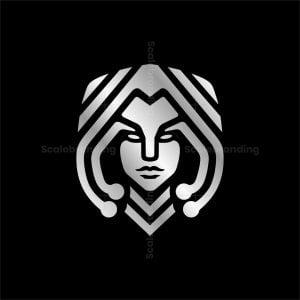 Woman Tech Logo