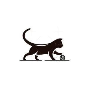 Wool Cat Logo