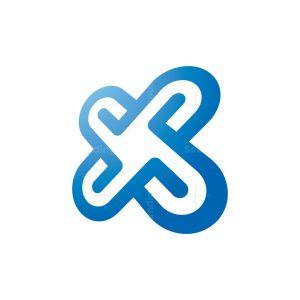 Xtreme Letter X Logo