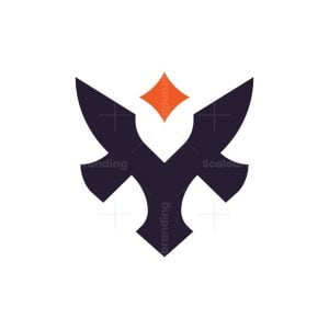 Elegant Ym Fox Logo