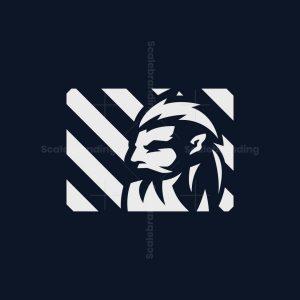 Zeus Face Logo