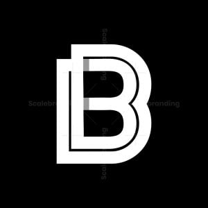 Creative B Or Bb Logo