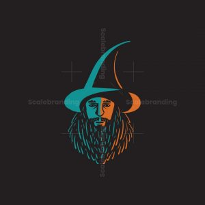 Bearded Wizard Logo