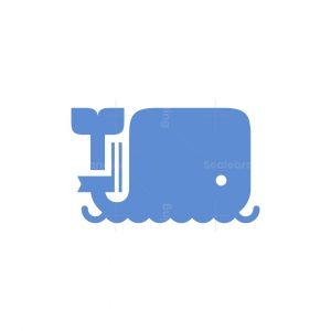 Book Whale Logo