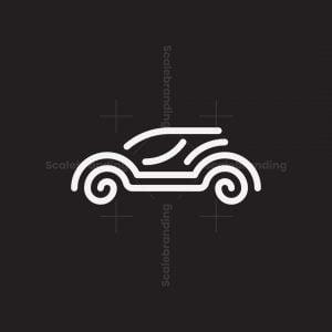 Car Monolines Logo