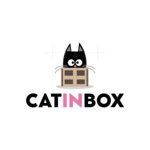 Cat In Box Logo