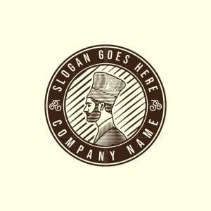 Chef Engraved Logo