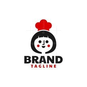 Cute Chef Logo