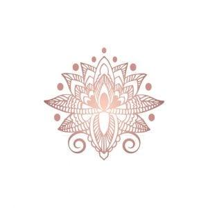 Lotus Mandala Logo