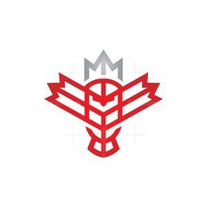 Canada Canadian Owl Logo