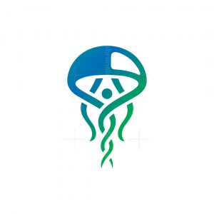 Medical Jellyfish Logo