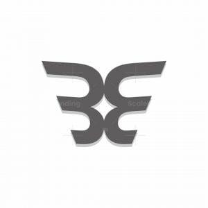 Winged B E Logo