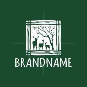 Deer Family Logo