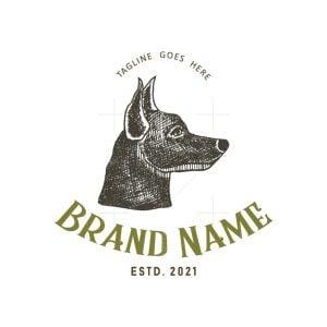 Sharp Dog Logo