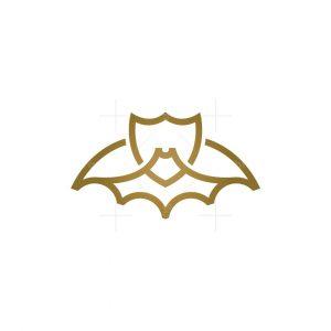Shield Bat Logo