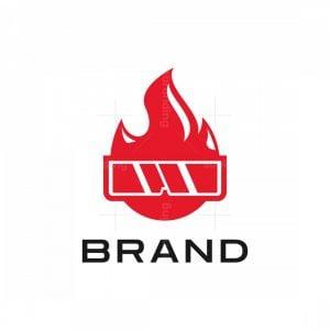 Virtual Flame Logo