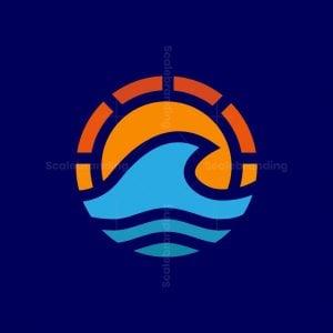 Sunrise / Sunset Logo