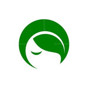 Lady Leaf Logo