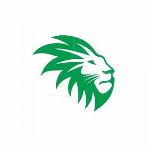 Natural Lion Logo