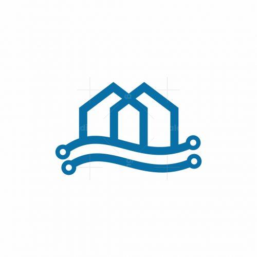 Tech Home Logo