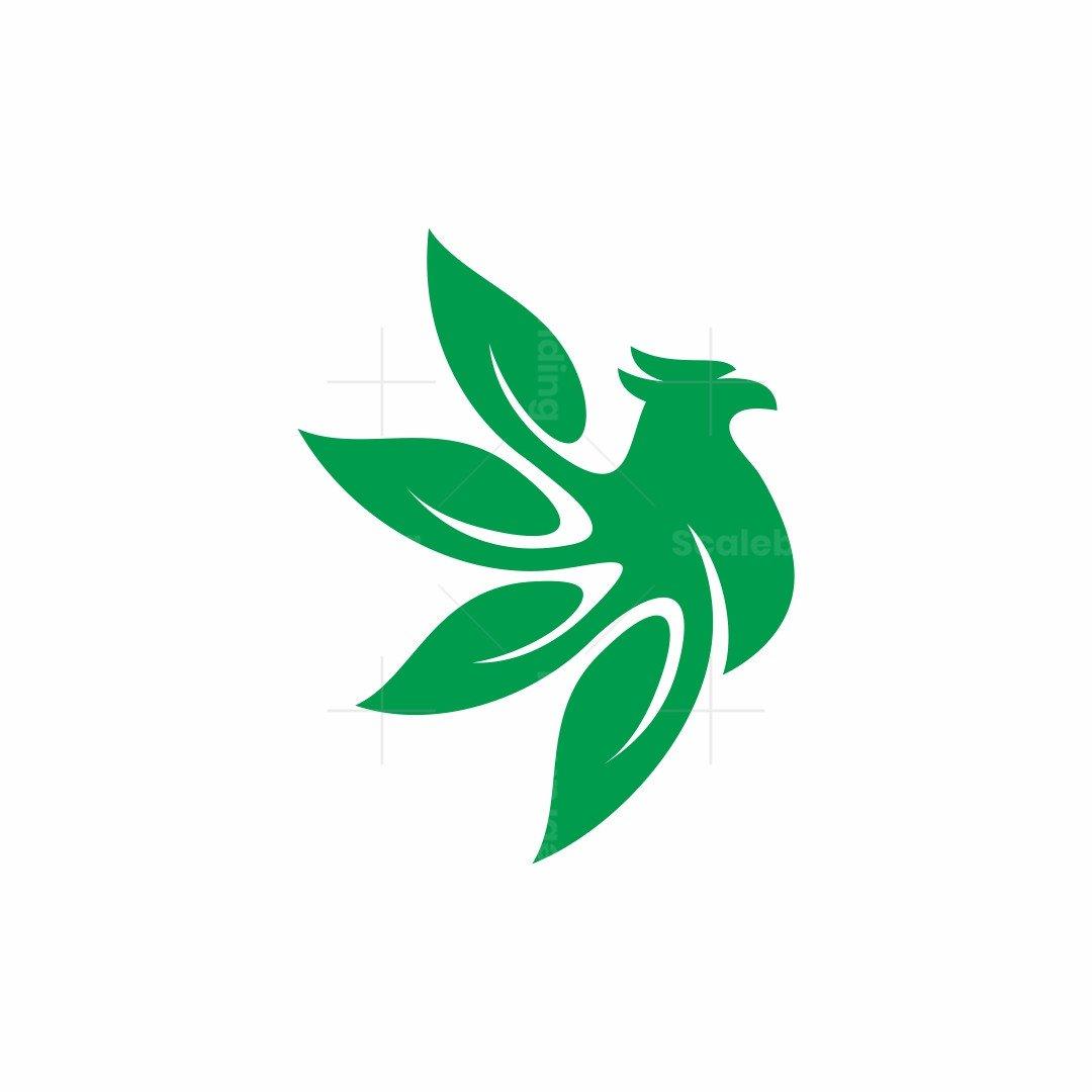 Eagle Leaf Logo
