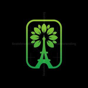 Paris Tree Logo