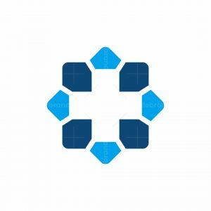 Modern Cross Health Logo